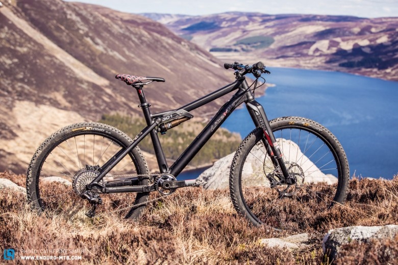 The Marathon Edition is aimed at trail/XC riders
