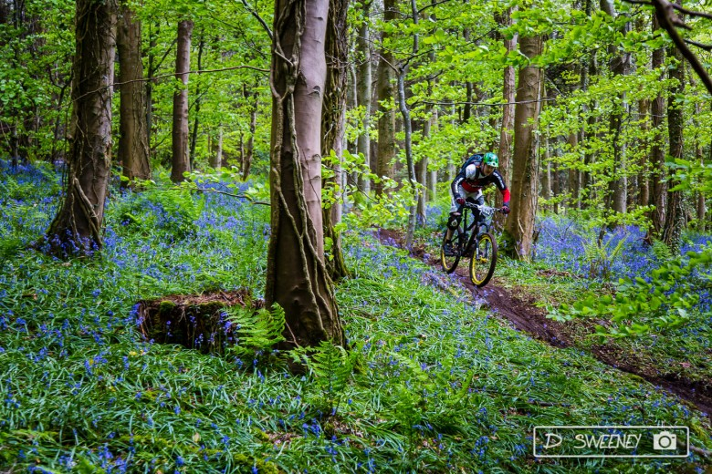 Just like Castlewellan, a lot of hard graft by many different hands had gone into repairing old and building new trails in preparation for the weekend of the 9th/10th of May.