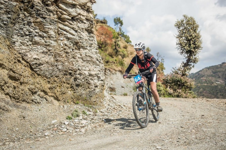 The HERO MTB Himalaya takes place between 26th September and 4th October, covering 500km