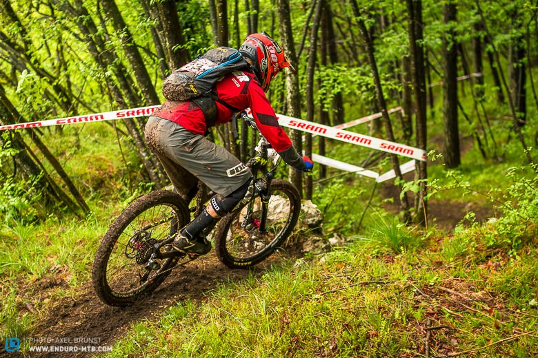 """""""Abysso trail, those who were here for the past edition for sure remember the stage4, well this will be mostly the same except for the part at the beginning."""""""