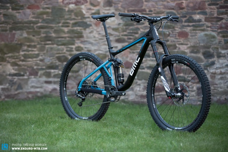 The new BMC Trailfox is aimed at the tough to quantify 'fun' sector