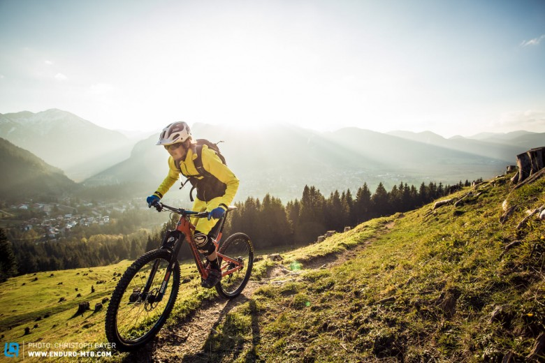 """What better place to test than endless kilometers of mind-blowing singletrack and some of the world's most intoxicatingly beautiful, wild and unspoiled views"""
