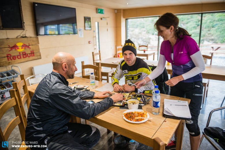 Gill really is part of the main backbone to Atherton Racing