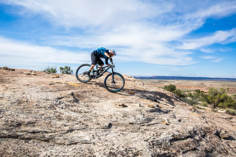 """""""It was stiff competition out there and you had to fight for every second,"""" said Franklin. """"Moab has beautiful scenery, great weather, the race was really well run and you can't ask for much more than that."""""""