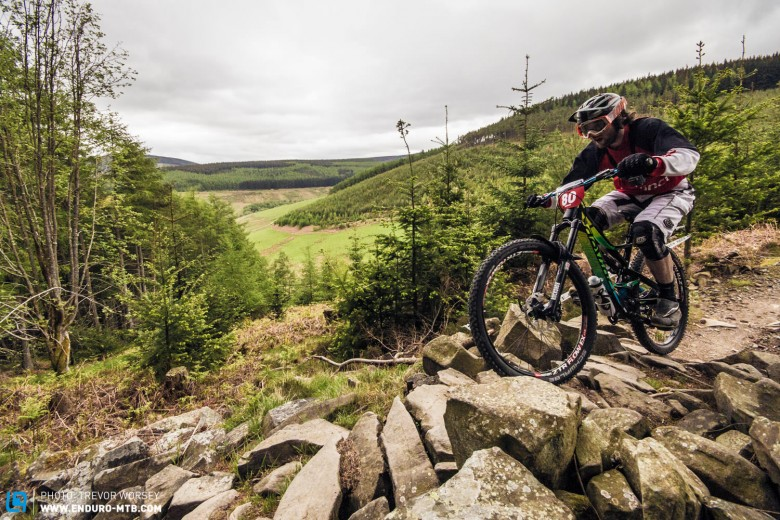 The Tweed Valley is full of diverse riding