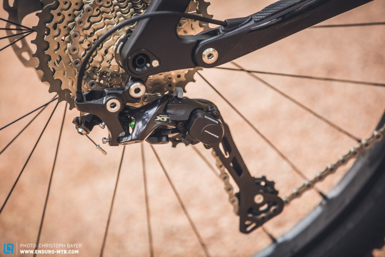 First Ride | The New Shimano XT 11-Speed on Test | ENDURO