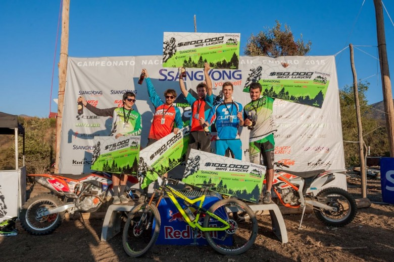 Pedro Ferreira took first, combining with stage one, making it two of two for the Extreme Zone Cycle Racing team
