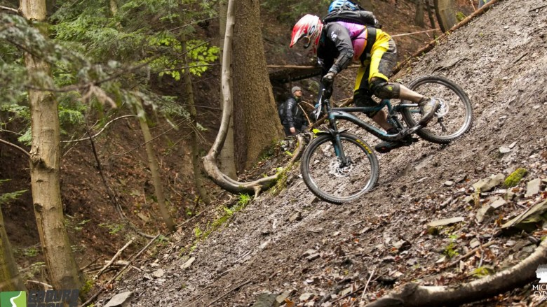 """""""The demanding conditions did not seem to scare enduro-guys"""""""