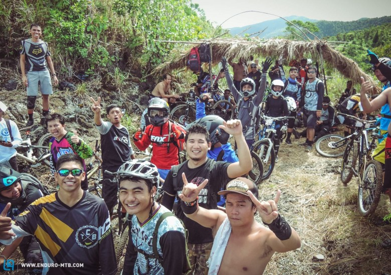 """""""The Philippine enduro legend Nilo Estayo took the first place with as Vinctent Platitas settled into second.  World class rider Iztok Slapnik from Slovenia encountered another technical during SS4 causing him to settle in at the Top 10."""""""