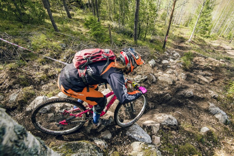 The exciting Finnish Championship, Santa Cruz Enduro Series, will start in Messilä 16.-17th of May. The series includes five races and the season final is at Sappee Bike Park in September.