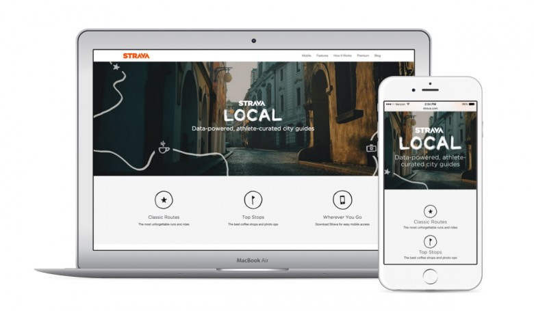 Strava Local is a cityguide for 12 global cities.