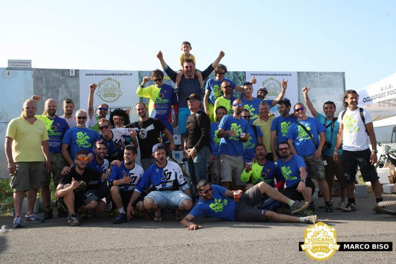 Until next year, Arrivederci from Monteriggioni from Grufoli!  See you all at the next stop of the Toscano Enduro Series, May 31 in Massa!