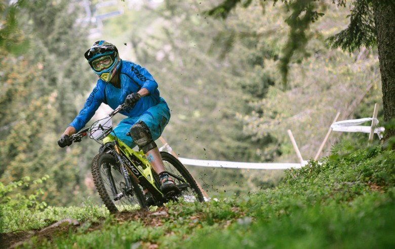 Vid Peršak took another victory and became a new national champion as well