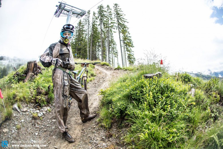 The first European Enduro Championships turned out to be a true mudfest! The riders enjoyed it nevertheless.