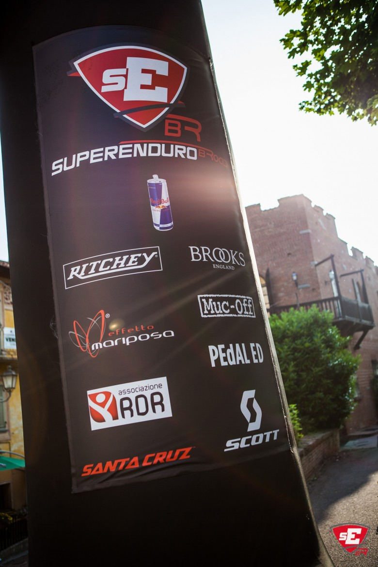 Some big names sponored the event, from Santa Cruz and Richey, to Scott and Muc-Off