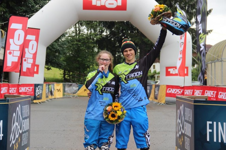 It was quite a successful race for the Radon Factory Team in Kirchberg, Austria.
