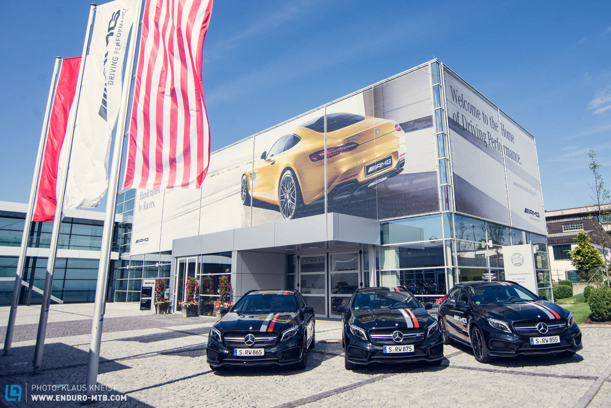 A visit to Mercedes AMG – talking bikes, fast cars and inspiration ...
