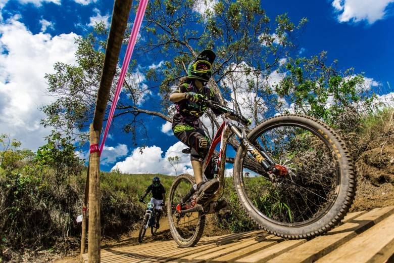 """""""With the beginning of the series in 2014 there was a boom in Enduro in Brasil and it is still growing and getting stronger."""""""