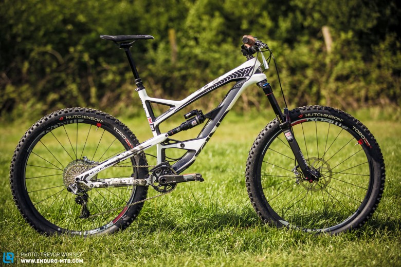 Overall, this bike is a serious bit of kit of which nothing is changed. Spec'd with some gnarly components, there's no need to upgrade anything!