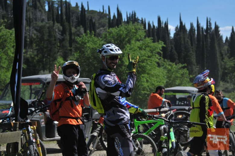 Cedric Gracia, downhill and enduro legend, is the face behind the Fun Camps...If you didn't make the link between 'CG' and Cedric Gracia that is.