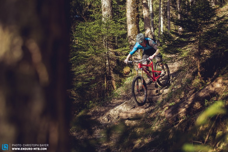 The Review   The new FOX Float DPS shock tested   ENDURO