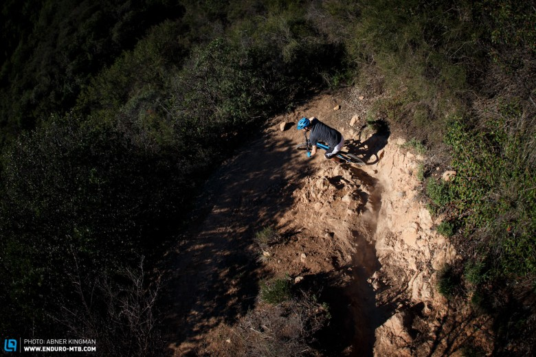 """Giant's marketing material calls the SX a bike that """"blurs the line between XC and trail,"""" which might actually be an understatement. Imagine that, a bike that performs above and beyond its marketing hype."""