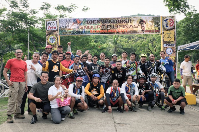 """""""The event was capped off by a wonderful and festive award ceremony as the podium featured experienced riders as well as up and coming young lads who all shared the passion for this growing sport in the country. """""""