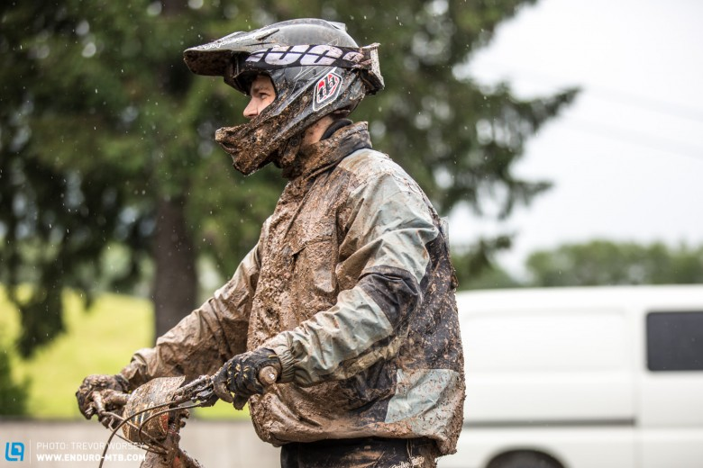 We hear that shit brown is the new black, coming to a bike shop near you soon
