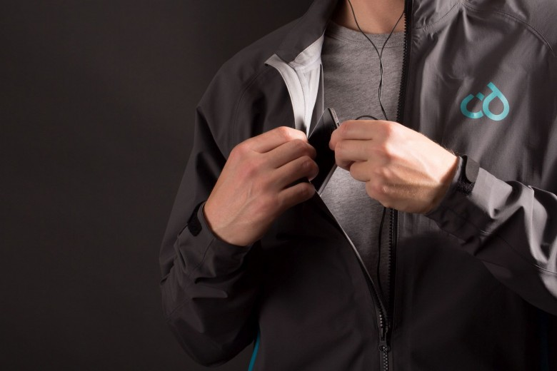 Founders Matt Parker and Henry Rendall, two experienced mountain bikers, have created their own multi-use high performance jacket.
