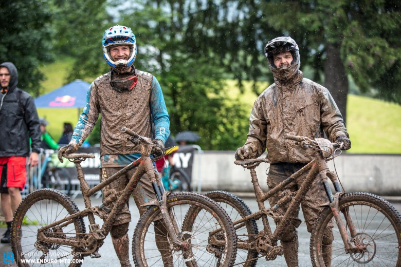 A muddy good time was had by all