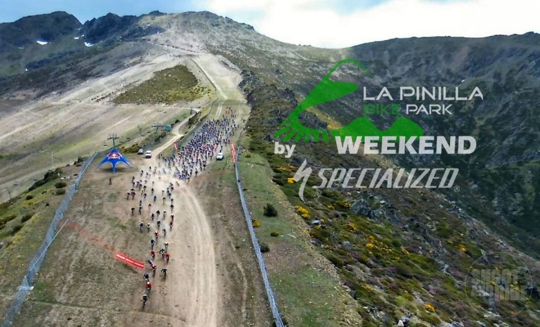 23rd-24th May held host to the opening weekend of the renowned ski resort/bike park