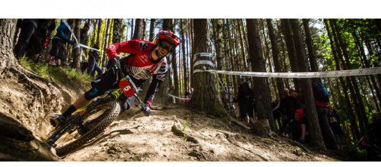 """""""58km and 4 stages later, our Flo was sitting in third and Jesse in 11th. They both felt very confident and were consistent throughout the day."""""""