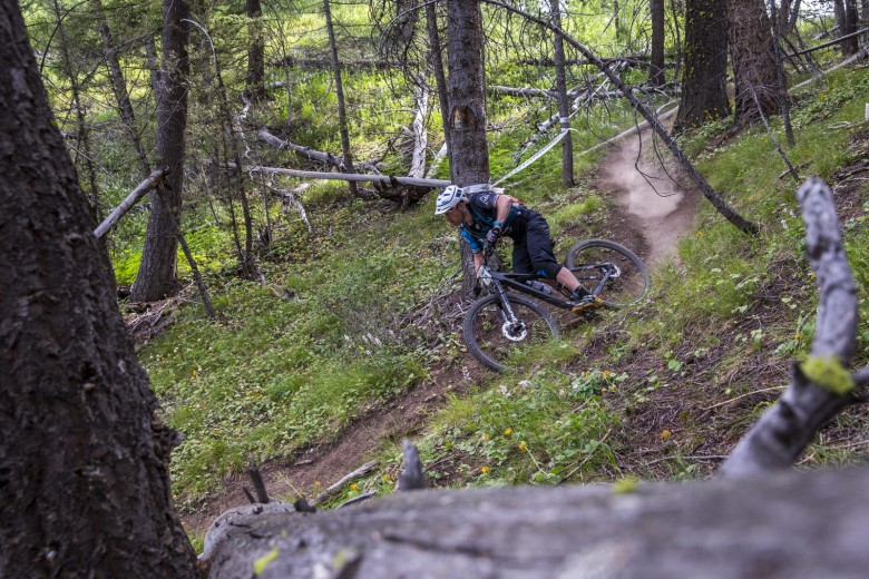 """A North American Enduro Tour stop, this race is one of the longest enduros in North America covering 17.2 miles of downhill timed stages with 7,200 descending vertical feet across backcountry singletrack and the world-class trails of Bald Mountain in the heart of the Sawtooth National Forest"""
