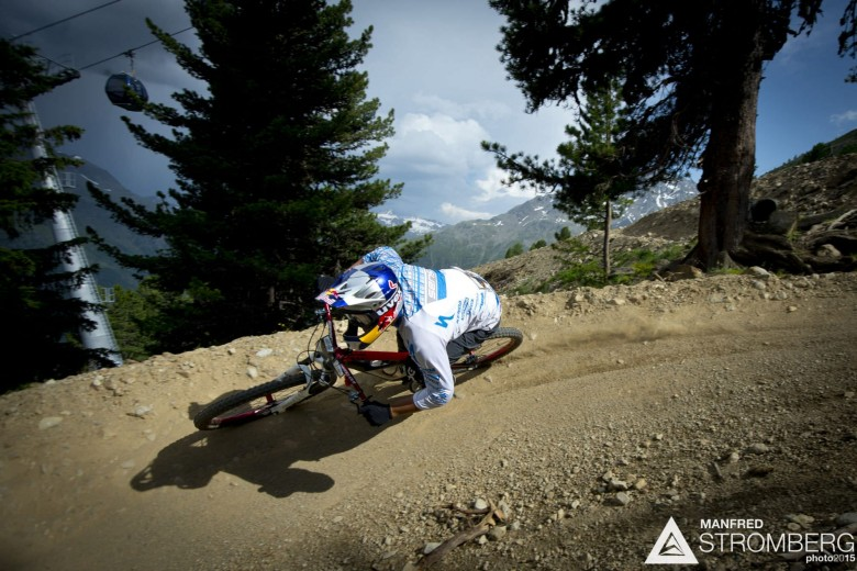 Michal Prokop will be a force to be reckoned with this weekend