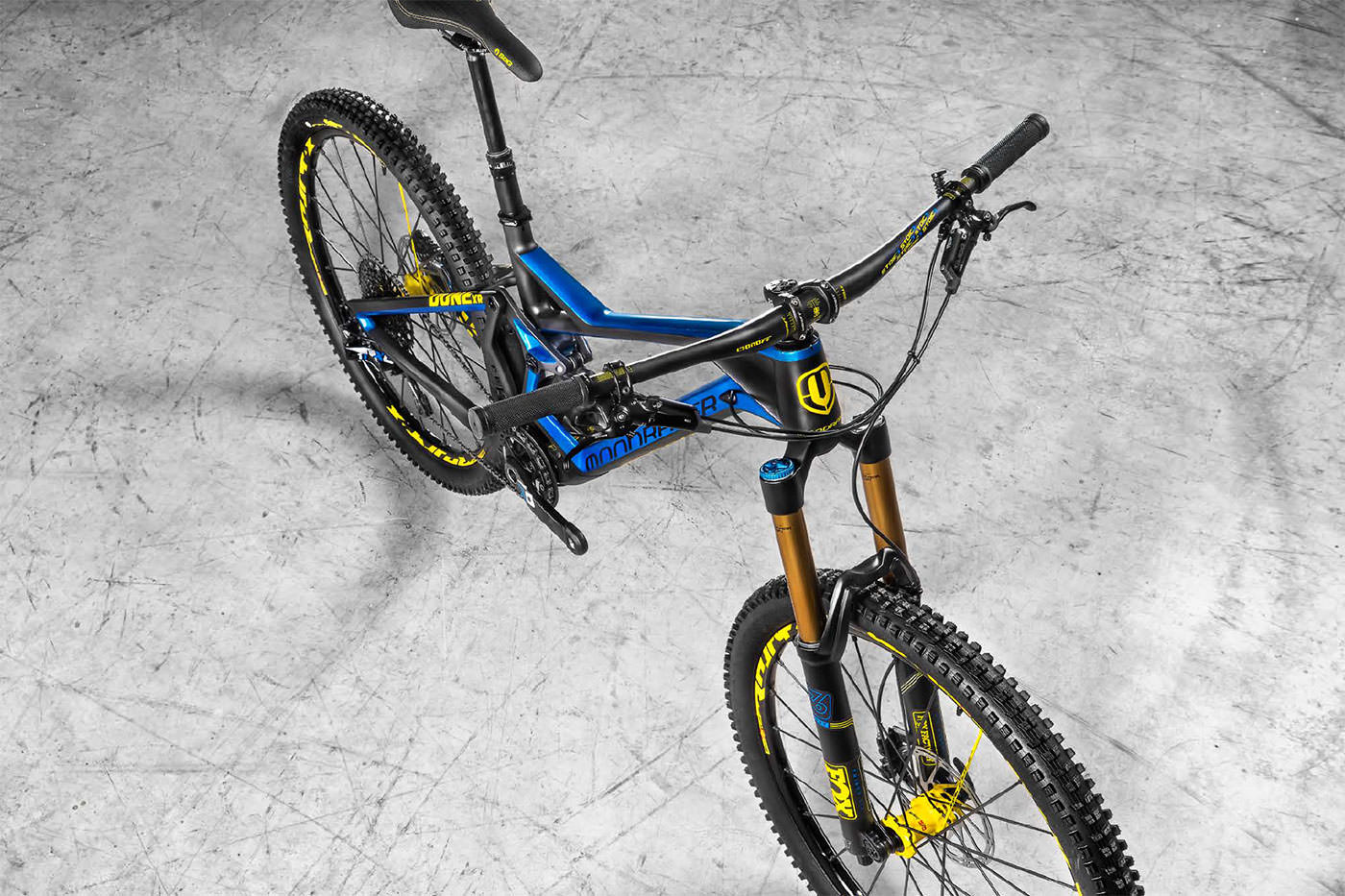 f979bb647f2 Mondraker 2016 – plus-size tyres, revamps, all-new Dune Carbon ...