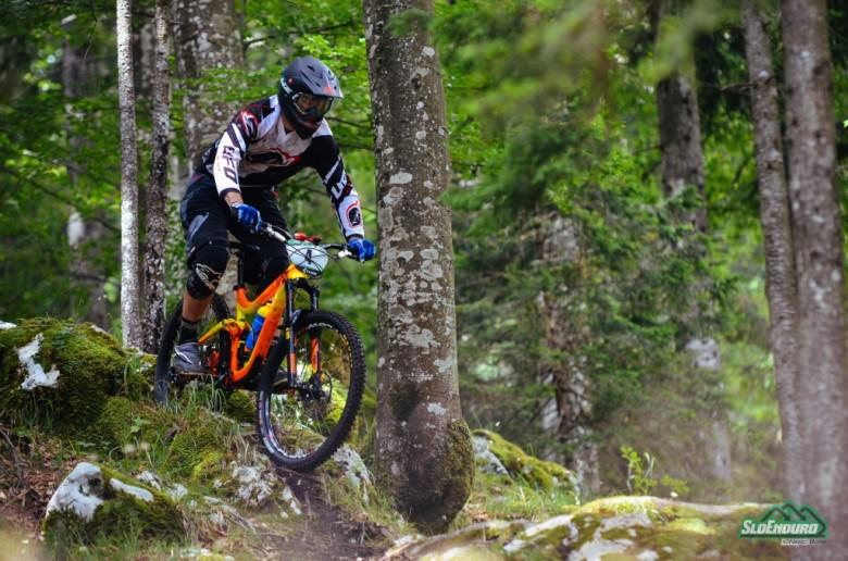 Kristijan Medvešček took another victory in SloEnduro series and will take the lead in the rankings.