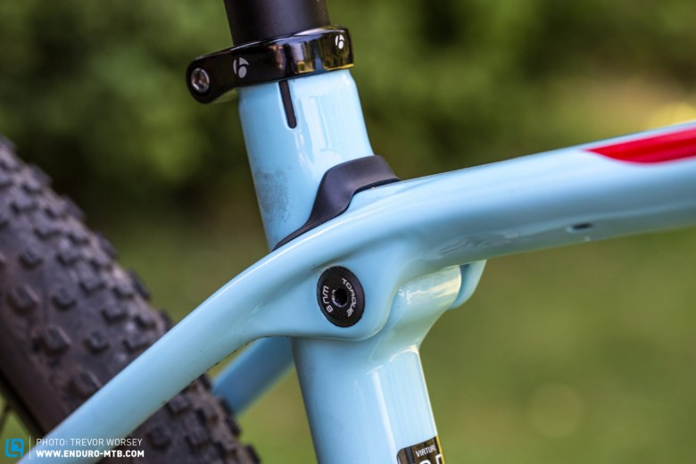 First Ride | Trek's Top Fuel and Procaliber, Blurring the