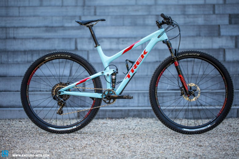 9c9ff33c58b First Ride | Trek's Top Fuel and Procaliber, Blurring the Lines ...