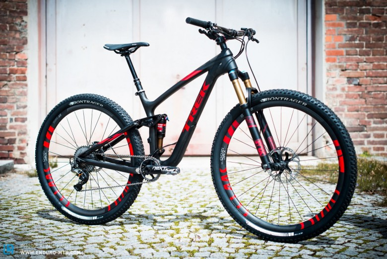 466aca1b520 First Look | The new Trek Fuel EX 29 2016 trailbike | ENDURO ...