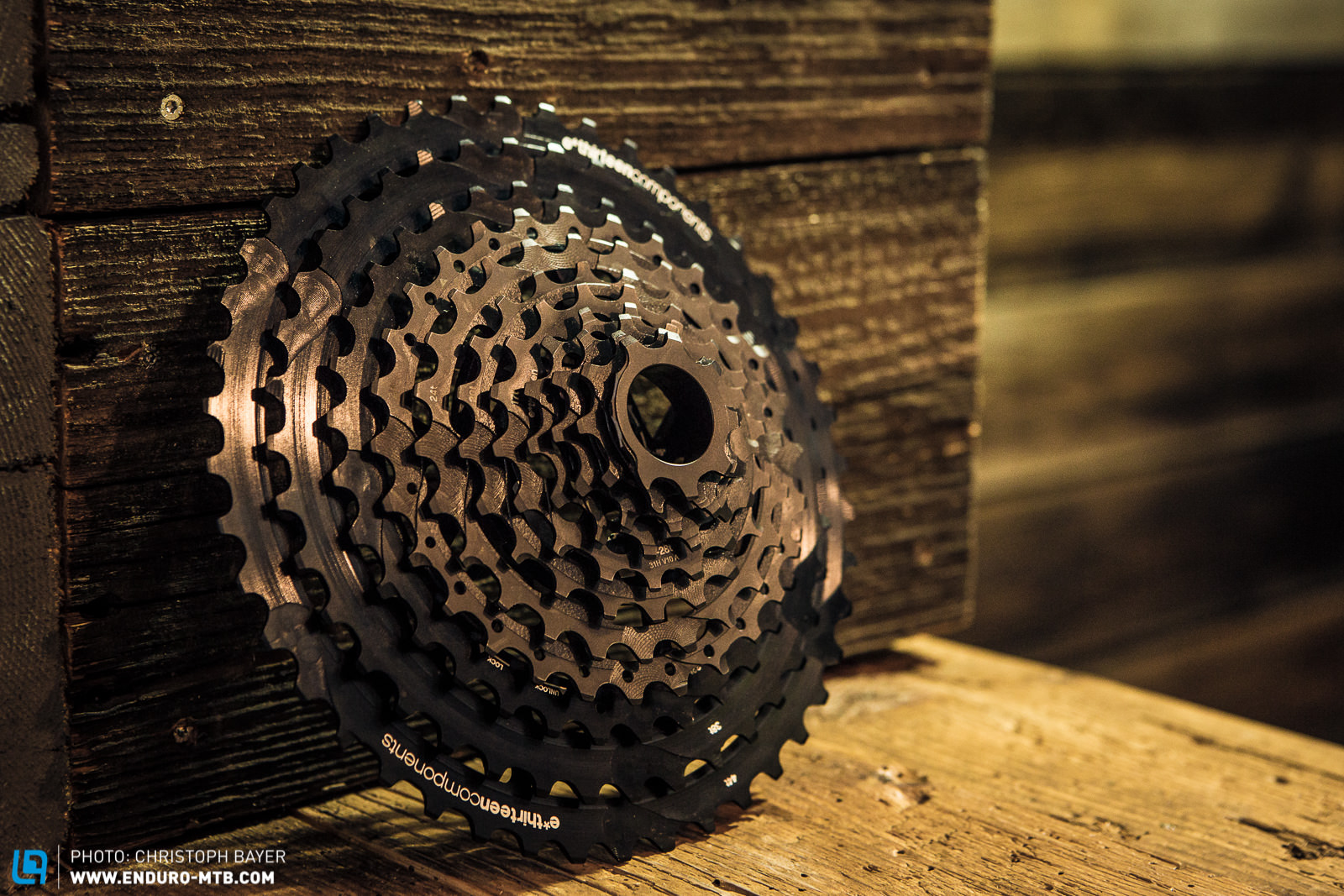 Eurobike 2015 Huge Gear Ratios And Lots Of Carbon From E13 Crank Enduro Mountainbike Magazine