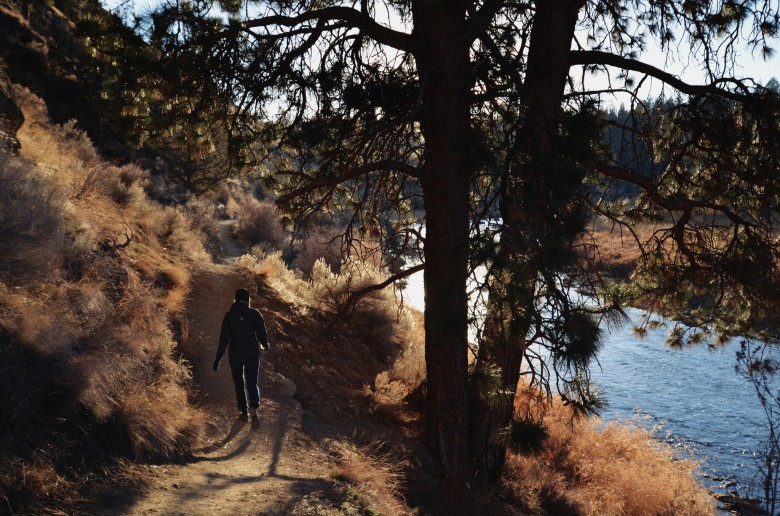 Don't you think that this trail could be shared by hikers, bikes and horseback riders?
