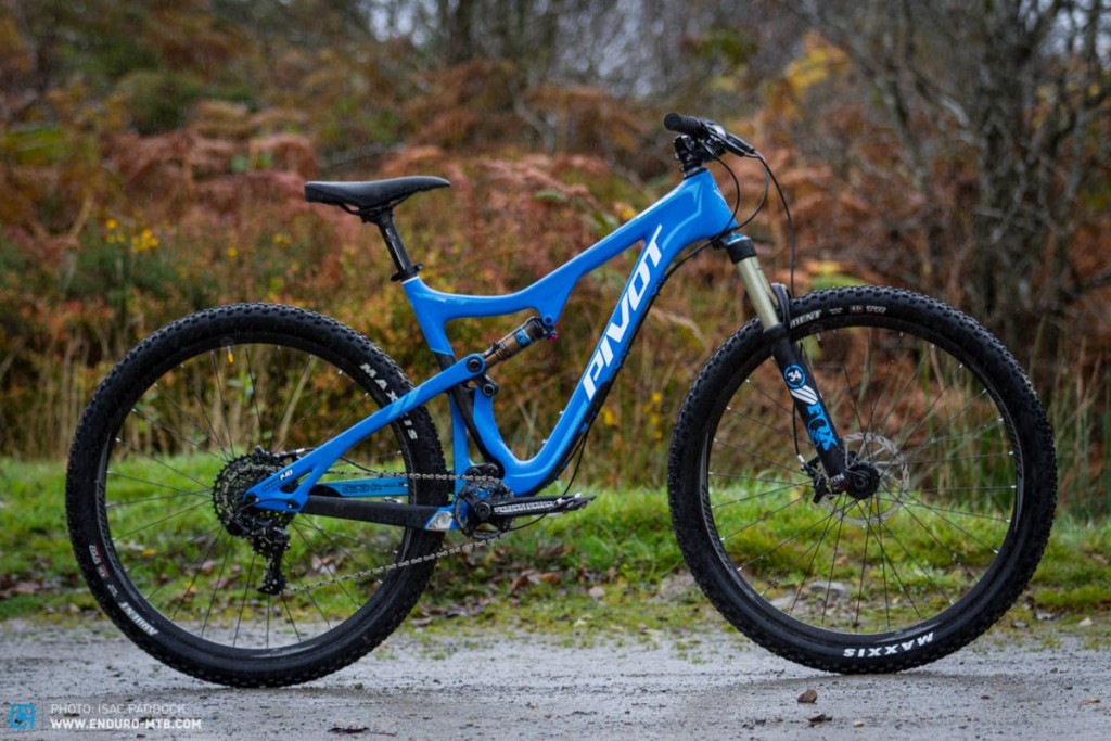 Review Pivot Mach 429 Trail