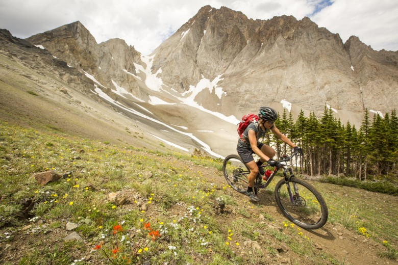 In the Boulder-White Clouds was bike legal, but is now illegal for bikes.