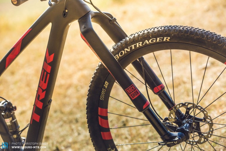 Outstanding: Within the course of twelve months, the RockShox RS-1 have cemented their position amongst the suspension elite, winning us over with their far-out looks and great performance.