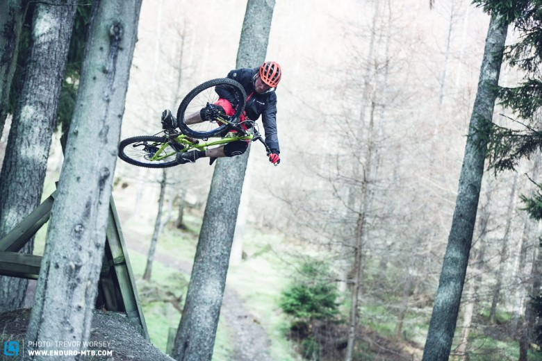 Glentress has trails for all abilities.
