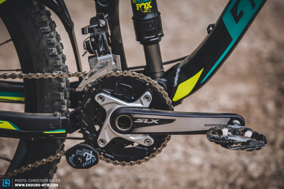 4ea48db426c Giant Trance 2 LTD Review | ENDURO Mountainbike Magazine