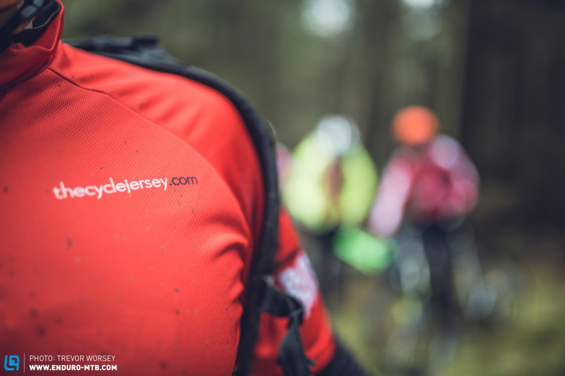 The Cycle Jersey are also helping with kit