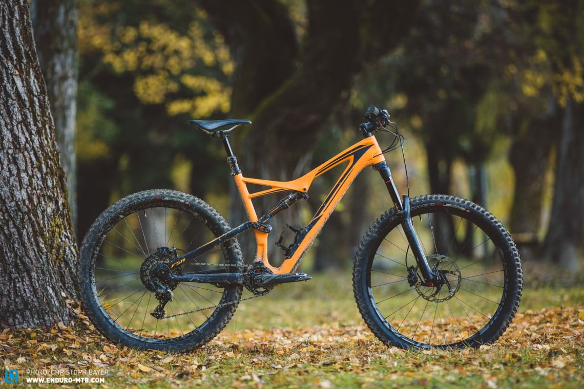 7121eb7046a Specialized Stumpjumper FSR Expert 650b vs. 6Fattie | ENDURO ...