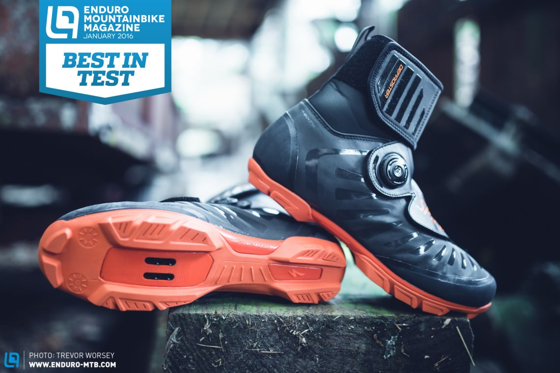 The Best MTB Winter Shoes Tested