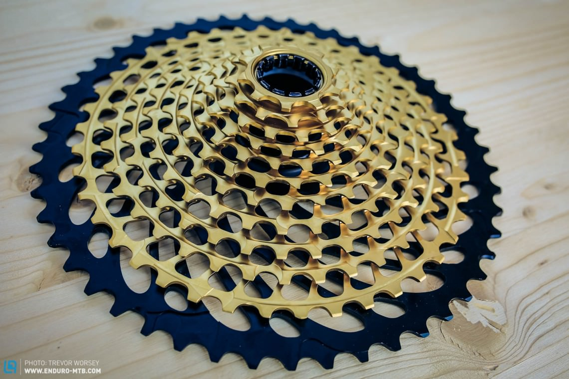 The new cassette looks huge at first glance, but you get used to it very quickly. Have you seen a 26 inch wheel recently?